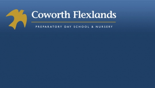 Coworth Flexlands School  Open Morning Wednesday 24th May, 9.30-11.30am