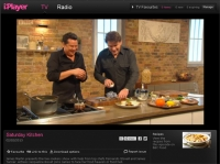 Local Restaurant Stovell's on Saturday Kitchen