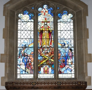 St Lawrence, East Window