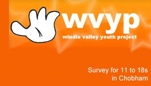 Windle Valley Youth Project‎, Chobham Survey