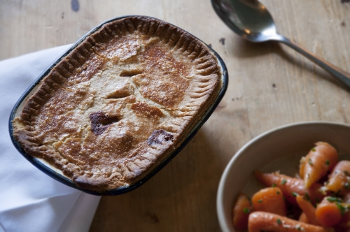 The Sun Inn celebrates British Pie Week with 'Pie in the Sky' competition