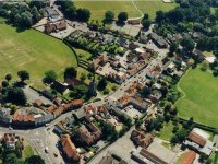Chobham from above