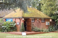 Chobham Museum Website