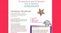 Chobham's Christmas celebrations get smart
