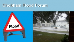 Chobham Flood Forum
