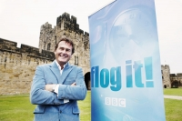 Flog It! comes to Guildford Cathedral