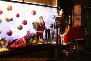 Chobham Village Late Night Christmas Shopping 2015