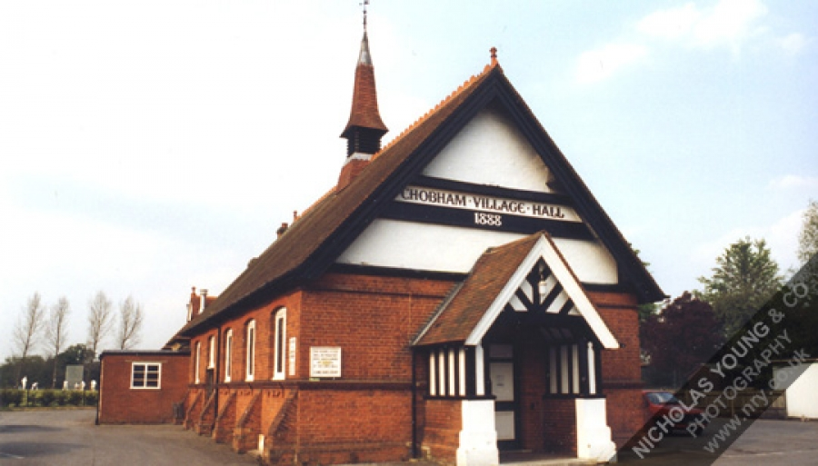 Chobham Village Hall