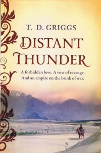 Author TD Griggs has Chobham following