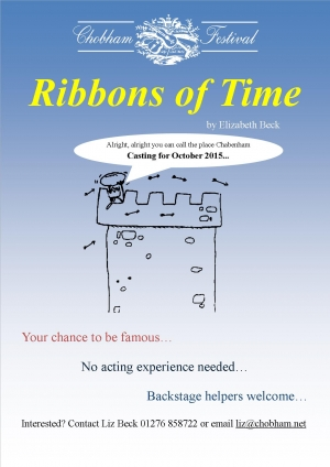 Ribbons of Time poster