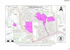 Surrey Heath's Local Plan