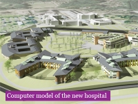 Broadmoor Hospital Redevelopment