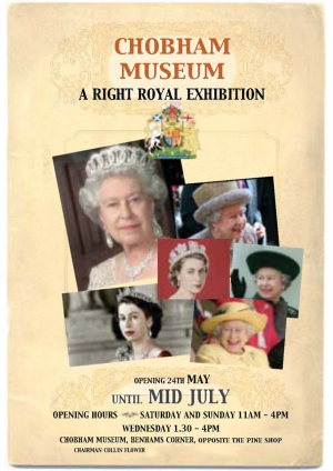 A Right Royal Exhibition